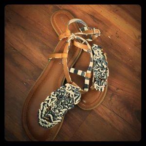 Gianni Bini sandals. Like new!